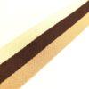Gurtband_40mm_beidseitig gestreift_braun (3)